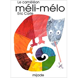 Caméléon méli-mélo Le