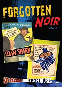 Forgotten Noir 2: Loan Shark & Arson Inc [Import USA Zone 1]