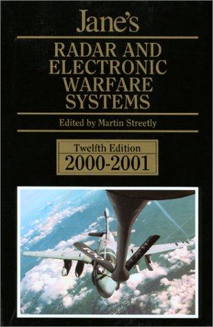Jane's Radar and Electronic Warfare Systems 2000-2001