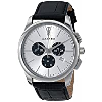 Azzaro Legend Analog Display Swiss Quartz Chronograph Men's Watch
