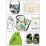 """Geschenkbox Ausgehfertig XL - das perfekte Geschenk f�r Geburt, Taufe und Schwangerschaftvon """"Little Things"""""""