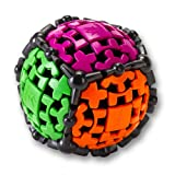 Meffert's Gear Ball Brainteaser Puzzle – Block Puzzle – 3D Puzzle (Color: Multi-color, Tamaño: One Size)