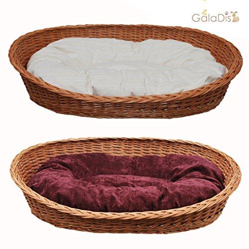 7-100-5-GalaDis-Groer-Hundekorb-aus-Weide-mit-weichem-Hundekissen-Premium-Qualitt-robustes-Hundebett-100-cm