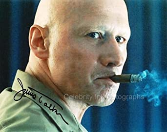 James Tolkan JAMES TOLKAN as Stinger Top