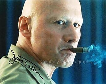 James Tolkan JAMES TOLKAN as Stinger Top