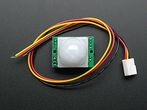 Adafruit-PIR-Motion-Sensor