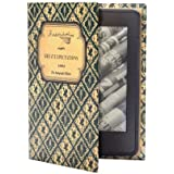 KleverCase Book Cover Case Range for Amazon Kindle Paperwhite eReader - Great Expectations