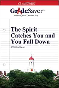 The Spirit Catches You and You Fall down: A Hmong Child, Her American Doctors, a