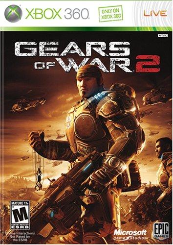 Gears of War 2 - Xbox 360 (Xbox 360 2008 Console compare prices)