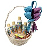 Arizona Sun Relaxation Gift Basket - Bath Products - Skin Care Idea - Soothing - Moisturizing - Relax - Great Gift For Anyone - Relaxing for Her - Any Occasion - Birthday - Holiday