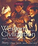 Western Civilization Since 1400 (0618271031) by Perry