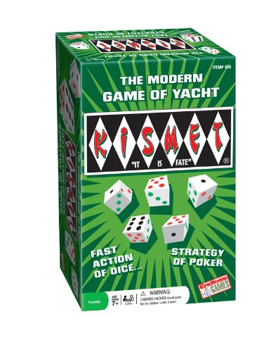 Kismet, Dice Poker Game of Modern Yacht - 1