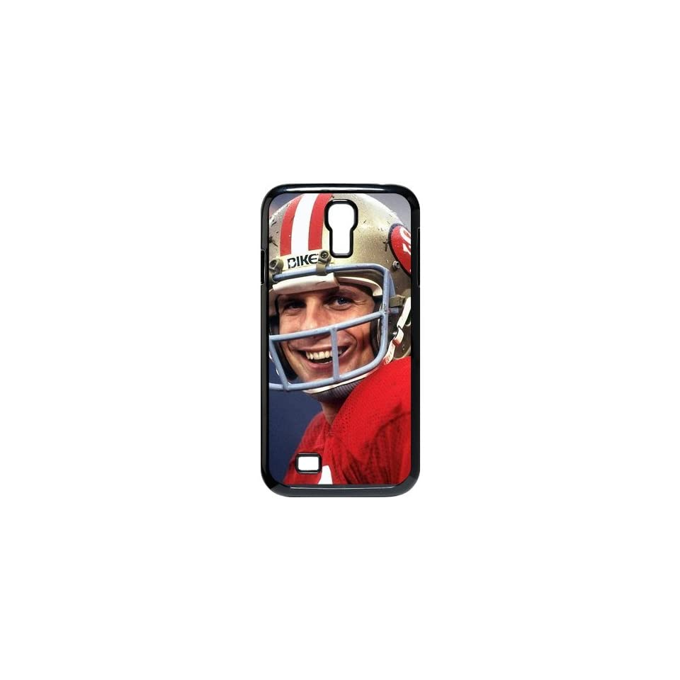 NFL San Francisco 49ers Team Samsung Galaxy S4 Hard Plastic Back Cover Case Cell Phones & Accessories