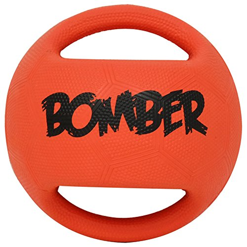 Zeus Bomber Ball for Pets, 7-Inch