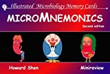 Illustrated Microbiology Memory Cards: MicroMnemonics; 2nd edition (Illustrated Memory Cards)