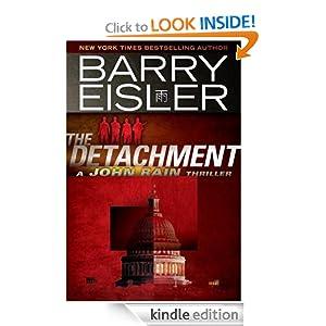 The Detachment - Barry Eisler