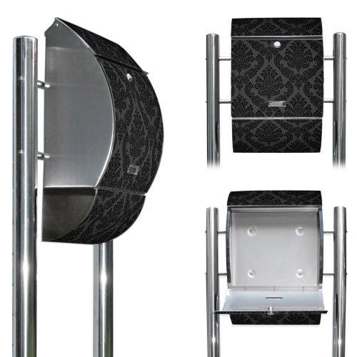 standbriefkasten mit sonstige preisvergleiche. Black Bedroom Furniture Sets. Home Design Ideas