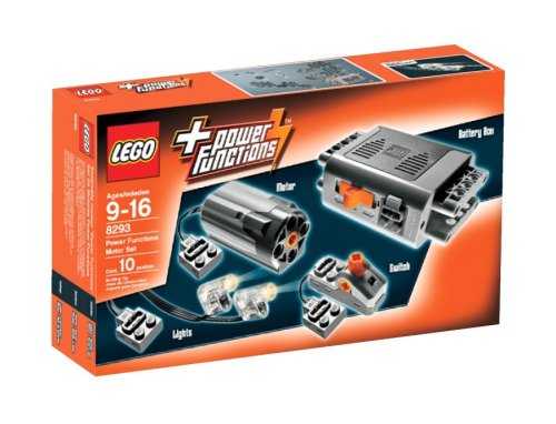 LEGO Technic Power Function Accessory box (8293) | lego power ...