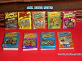 Wacky Packages Complete Sets of All Ans Sets,ans1,ans2,ans3,ans4,ans5,ans6,ans7,ans8,ans9 Total 9 Sets = 520 Sticker Cards. Wow!! by TOPPS
