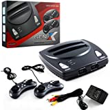 Retro-Bit Gen-X - Console - NES and Genesis 2 In1 System with 2 Controllers