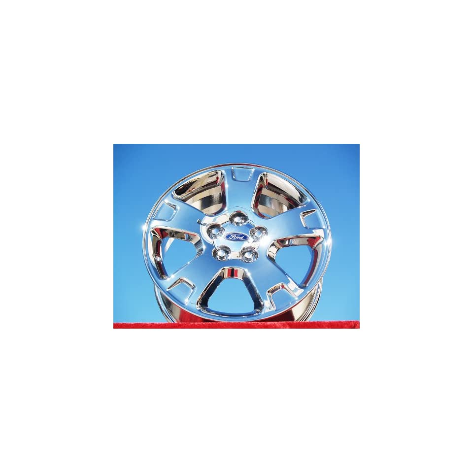 Ford Freestyle Set of 4 genuine factory 17inch chrome wheels