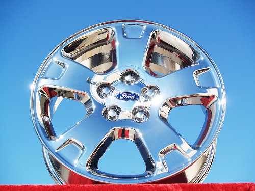 Ford Freestyle: Set of 4 genuine factory 17inch