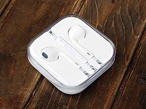 PANMARI Haute Qualité casques écouteur pour iPhone 4 4s 5s 5 6 plus, écouteurs fone de Ouvido pour l'ipad 2 3 4 Mini, la case n ° écouteurs