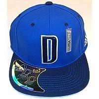 Dallas Mavericks Flex 2 in 1 Visor Adidas Hat - S/M
