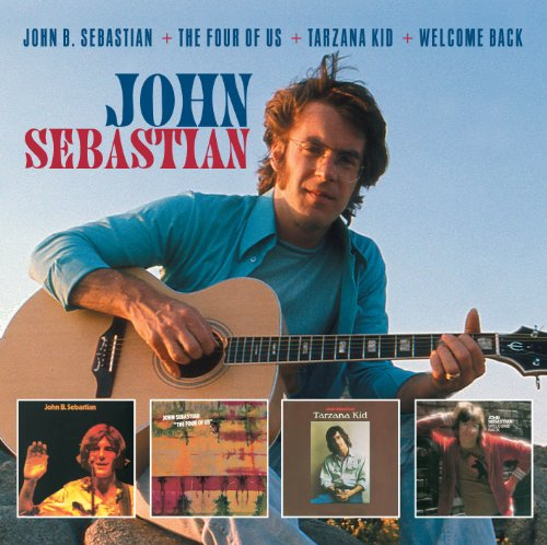 John B. Sebastian & Four Of Us & Tarzana Kid & Welcome Back & In Concert Dvd