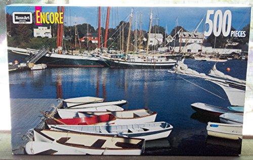 500 Piece Encore Landscape Puzzle from RoseArt (Various Scenes)