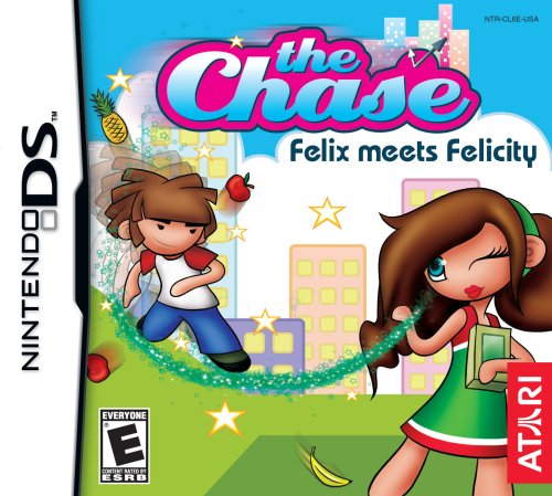 The Chase: Felix Meets Felicity - Nintendo DS - 1