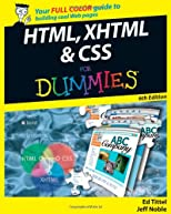 HTML, XHTML & CSS For Dummies (For Dummies (Computer/Tech))
