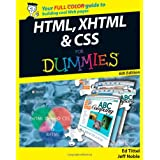 HTML, XHTML & CSS For Dummies ~ Ed Tittel