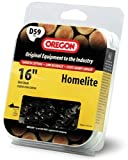 Oregon 16-Inch Vanguard Chain Saw Chain Fits Homelite D59