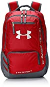 Under Armour Hustle II Backpack, Red,…