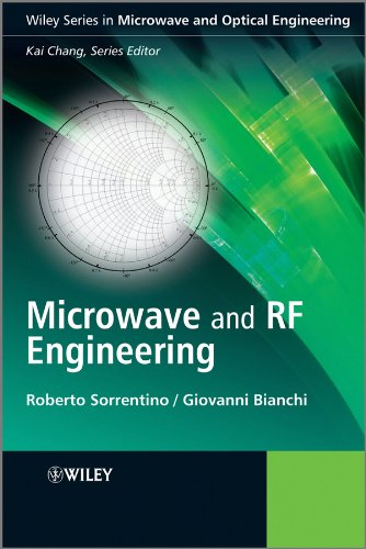 Microwave And Rf Engineering (Microwave And Optical Engineering)