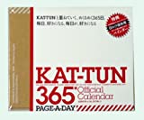 カレンダー ★ KAT-TUN 2010-2011