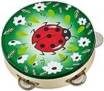 Ladybird Tambourine