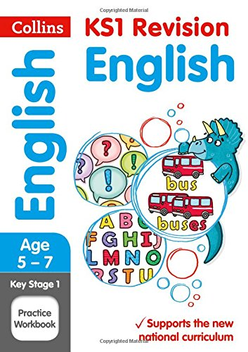 KS1 English Practice Workbook (Collins KS1 Revision and Practice - New Curriculum)