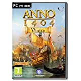 Anno 1404 - Venice Add on  (PC DVD)by Ubisoft