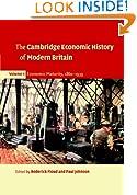 The Cambridge Economic History of Modern Britain: Volume 2