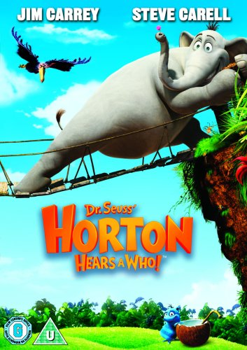 Horton Hears A Who (Single Disc Edition) [DVD] [2008]