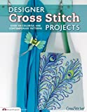 img - for Designer Cross Stitch Projects: Over 100 Colorful and Contemporary Patterns book / textbook / text book