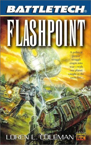 Battletech 50: Flashpoint PDF
