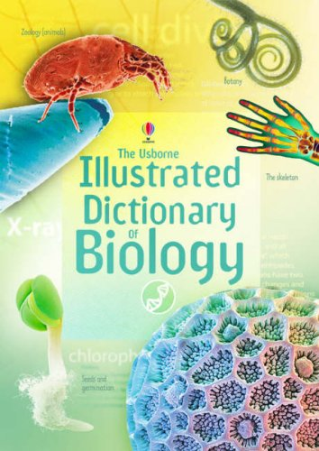 Illustrated Dictionary of Biology (Usborne Illustrated Dictionaries)