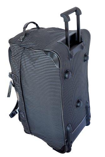 Leonardo Große Reisetasche mit Trolleyfunktion