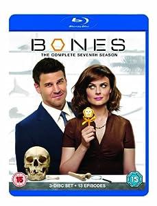 Bones - Season 7 [Blu-ray] [Region Free]
