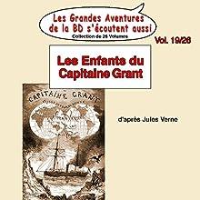 Les Enfants du Capitaine Grant Performance Auteur(s) : Jules Verne Narrateur(s) : Jean Parédès, Roger Carel, Christian Lorc, Luis Meilhac, Claude Pasquier