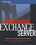 img - for Administering Exchange Server book / textbook / text book