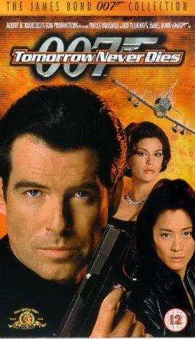 James Bond 007 - Tomorrow Never Dies [UK-Import] [VHS]
